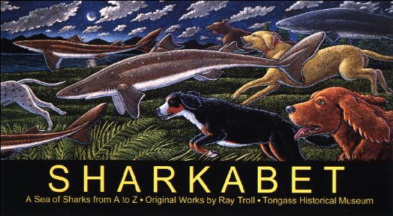 Miami Museum of Science 'Sharkabet Exhibit'