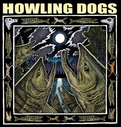 HOWLING DOGS