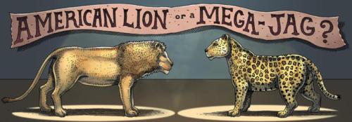 American Lion Or Mega Jag?