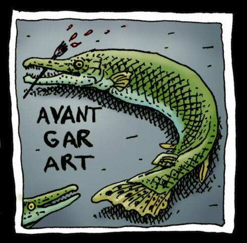 Avant Gar Art