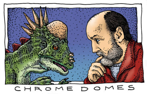 Chrome Domes