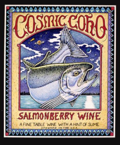 Cosmic Coho