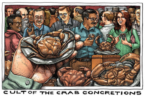 Cult of the Crab Concretions