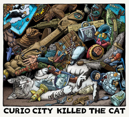 Curio City Killed the Cat