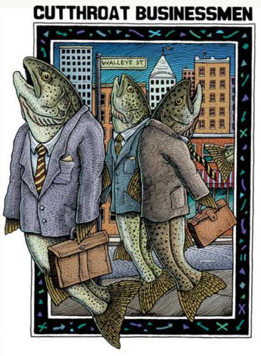 Cutthroat Businessmen