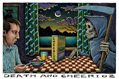 Death and Cheerioz