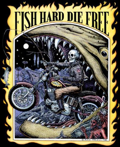 Fish Hard Die Free