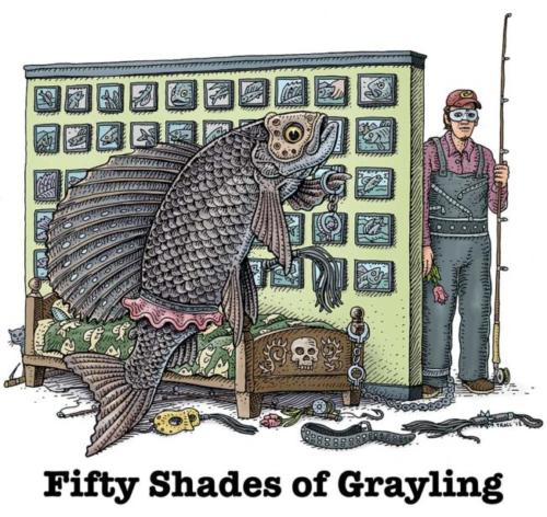 Fifty Shades of Grayling