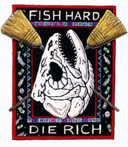 Fish Hard, Die Rich