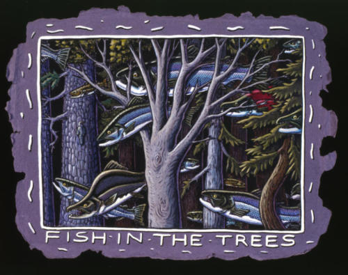 Fish in the Trees