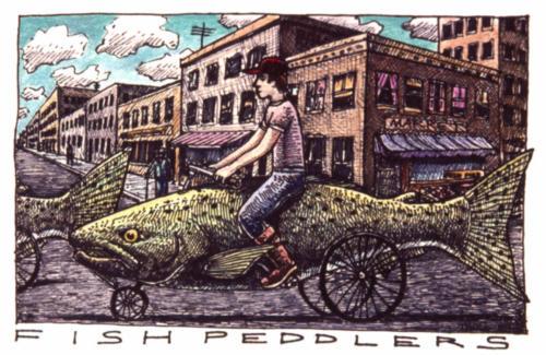 Fish Peddlers