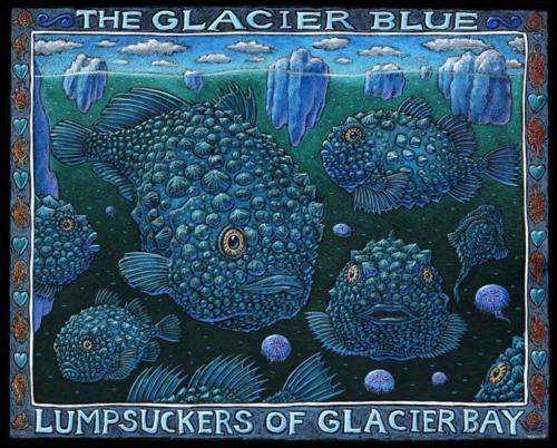 Glacier Blue Lumpsuckers