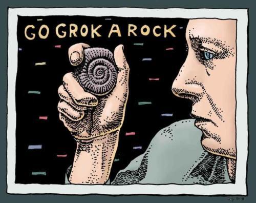 Grok a Rock