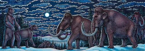 Mega Bears and Mighty Mammoths