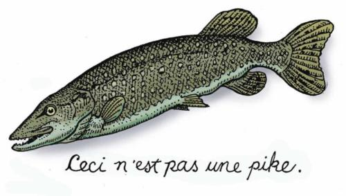 This is Not a Pike
