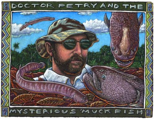 Dr. Petry and the Mysterious Muckfish