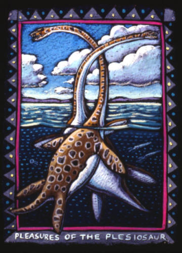 Pleasures of the Plesiosaurs