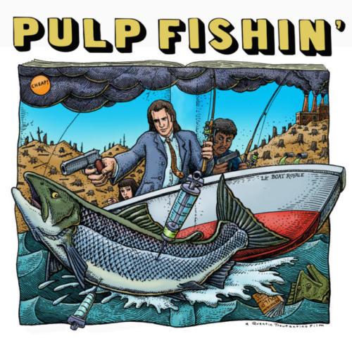 Pulp Fishin'