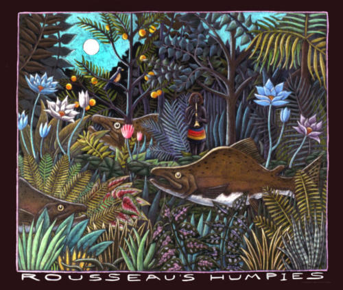 Rousseau's Humpies