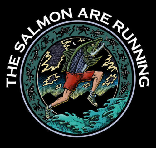 The Salmon Are Running