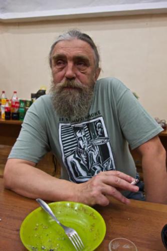 Siberian Pleistocene researcher Sergey Zimov