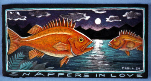 Snappers in Love