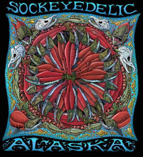 Sockeyedelic