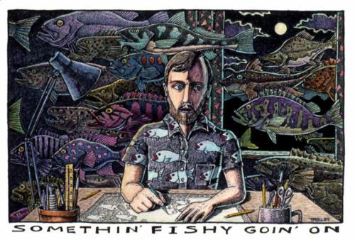 Somethin' Fishy Goin' On