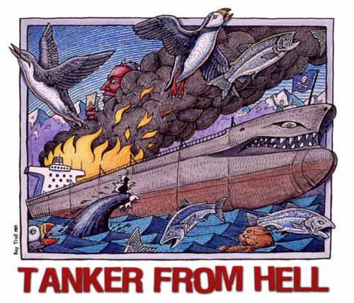 Tanker From Hell