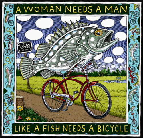 A Woman Needs  a Man