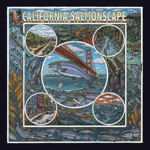 California Salmonscape