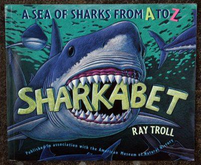 SHARKABET ALPHABET BOOK