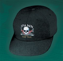 SPAWN TILL YOU DIE HAT