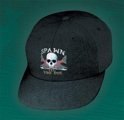 SPAWN TILL YOU DIE HAT