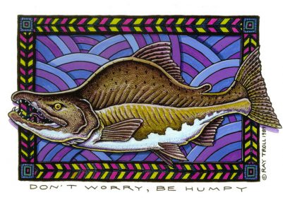 DON'T WORRY BE HUMPY CARD PACK