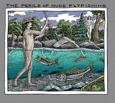 NUDE FISHING